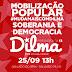 Convocatória aos diretórios municipais, setoriais, candidaturas, sindicatos e militância petista