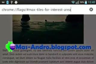 Tweak Browser Chrome Android
