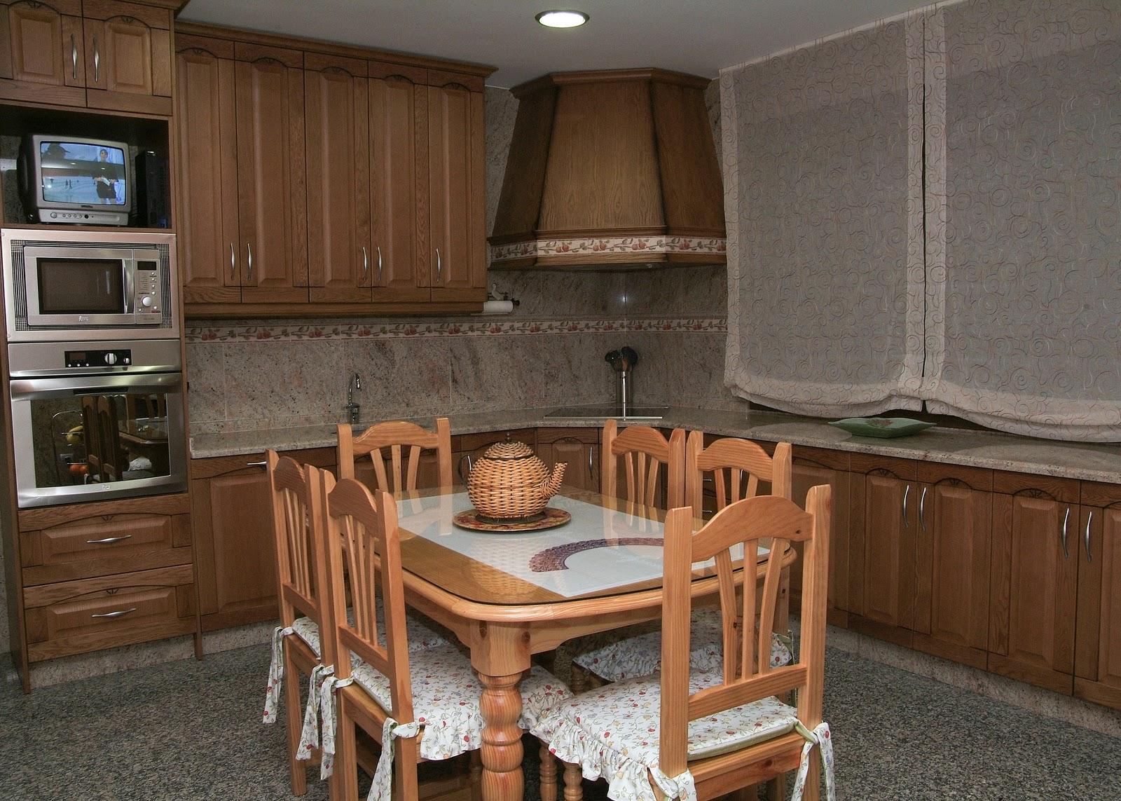 Cocisan chimenea artesanal cocina rustica for Cocinas con chimenea