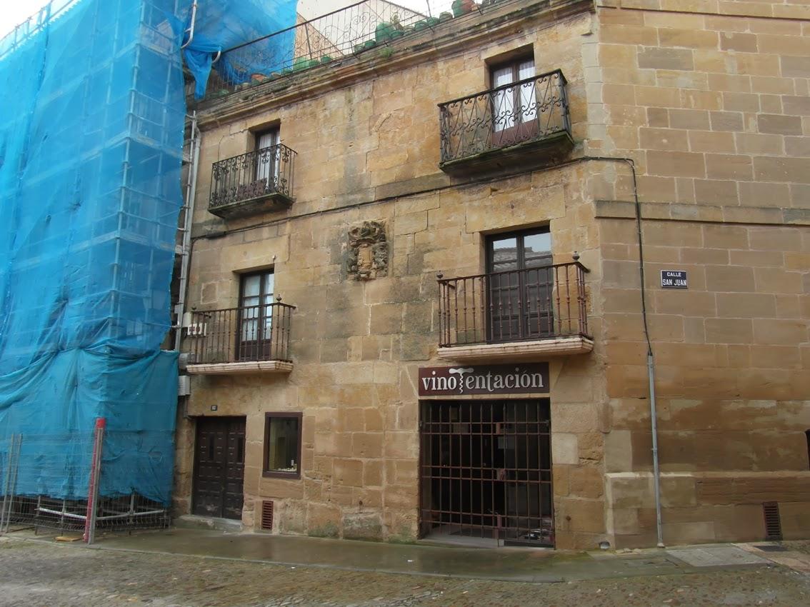 Casas solariegas en la rioja 130 briones vii plaza de - Casas prefabricadas la rioja ...