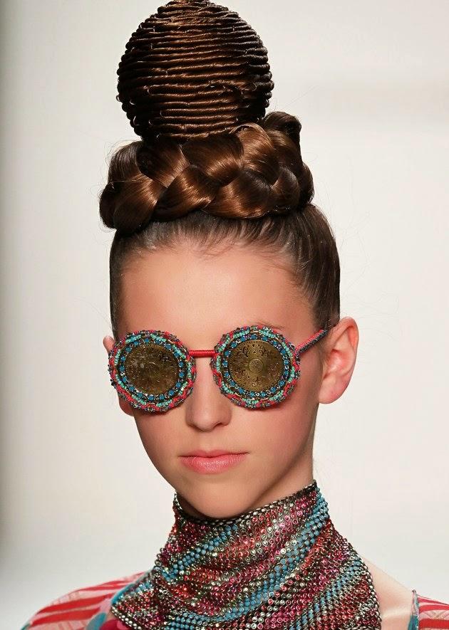 Foto Model  Rambut Cepol