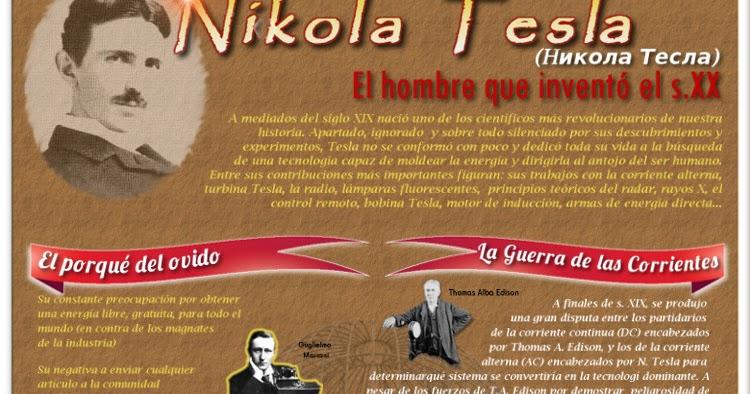 Nikola Tesla Infograf 237 A