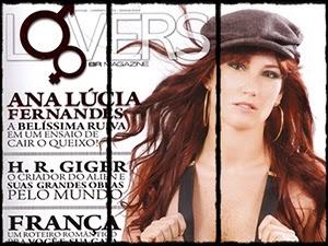 Ana Lucia Fernandes Nua Na Revista Lovers