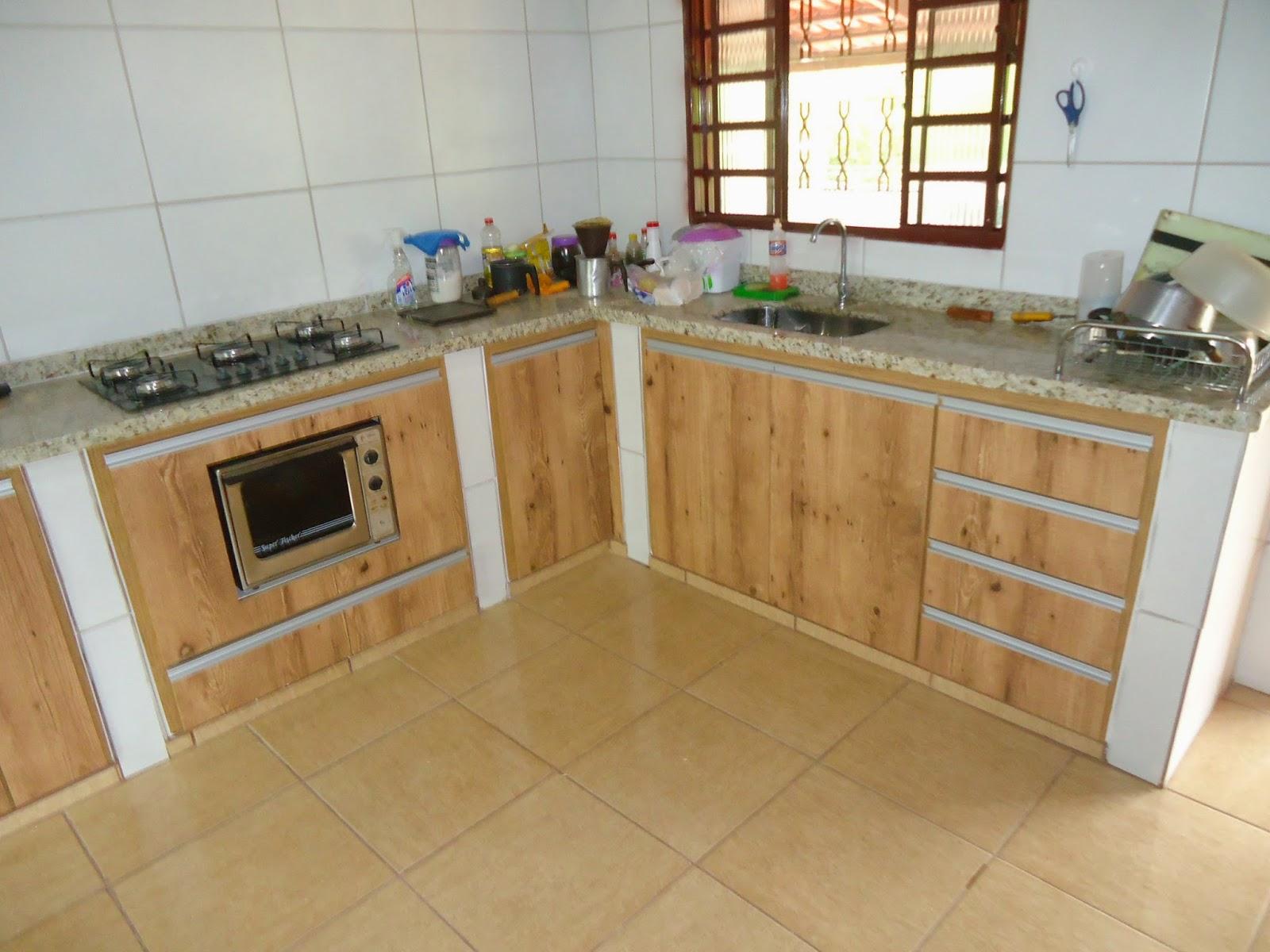 Moveis sob Medidas: Armários de cozinha em mdf Antiqua (palnejados #654328 1600 1200