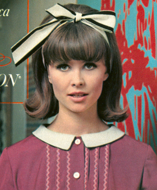 Hairstyles In The 60s : Oh So Lovely Vintage: 60s hair inspiration.