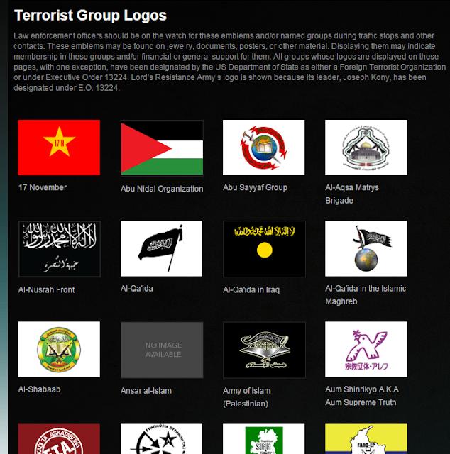 Список логотипов поступил из ...: www.translarium.info/2015/05/swedish-police-criticized-for...