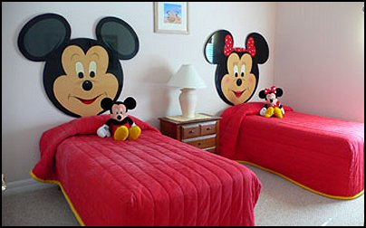 Decorating theme bedrooms - Maries Manor: Mickey Mouse bedroom