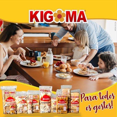 Biscoitos Kigoma