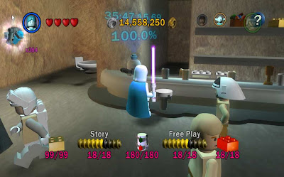 LEGO Star Wars II: The Original Trilogy Screenshots 2