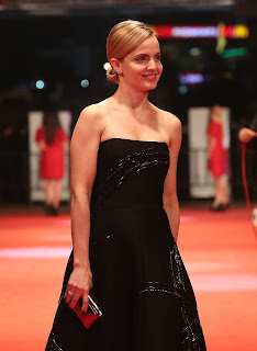 Actress, Model, @ Mena Suvari - 52nd International Antalya Film Festival Red Carpet in Antalya