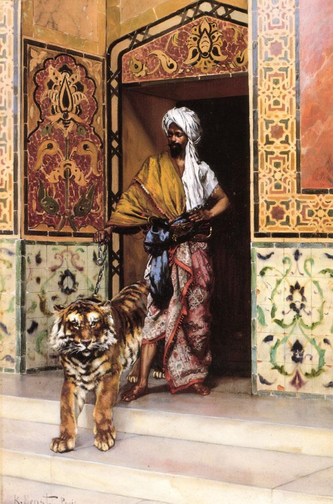 Rudolf Ernst tiger