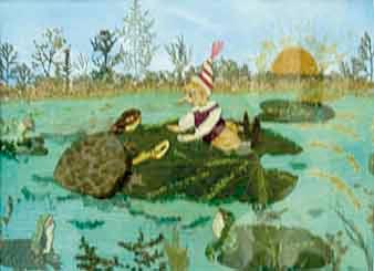 """""""Золотий ключик"""". Флорист Віра Авдєєва. Природні матеріали."""