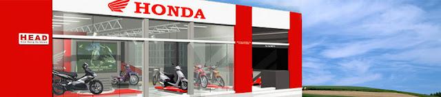 Bảng giá xe máy Honda 2013