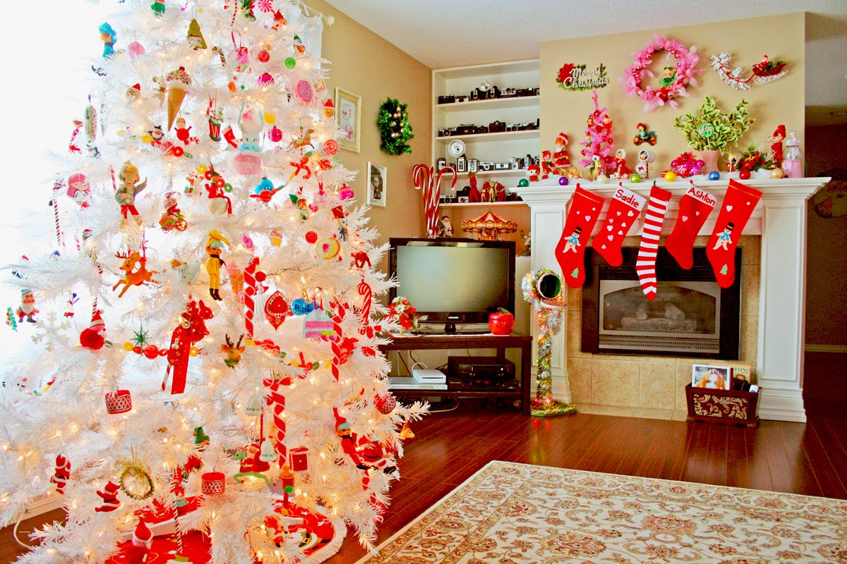 New year 2014 decoration ideas a time for choices new for Christmas decor ideas for living room