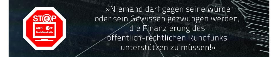 Olaf Kretschmann vs. Rundfunkbeitragspflicht - Der Info-Blog zum gesamten Klageverfahren