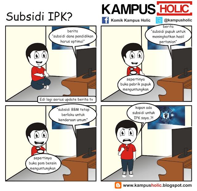 #118 Subsisi IPK?