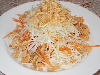 Sesame Paste Noodles (Cold), S$ 6.00