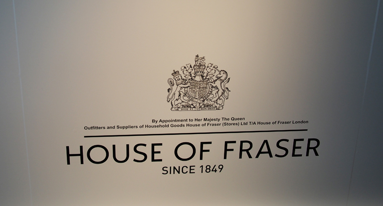 house of fraser fall winter 2013