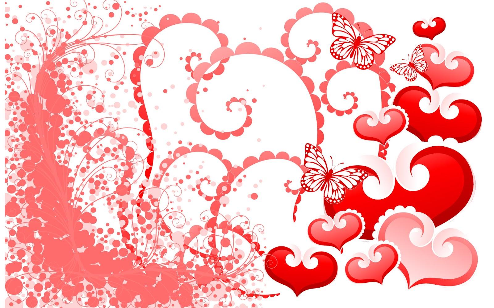 Guardada en: Corazones , Imagenes de Amor , Mariposas