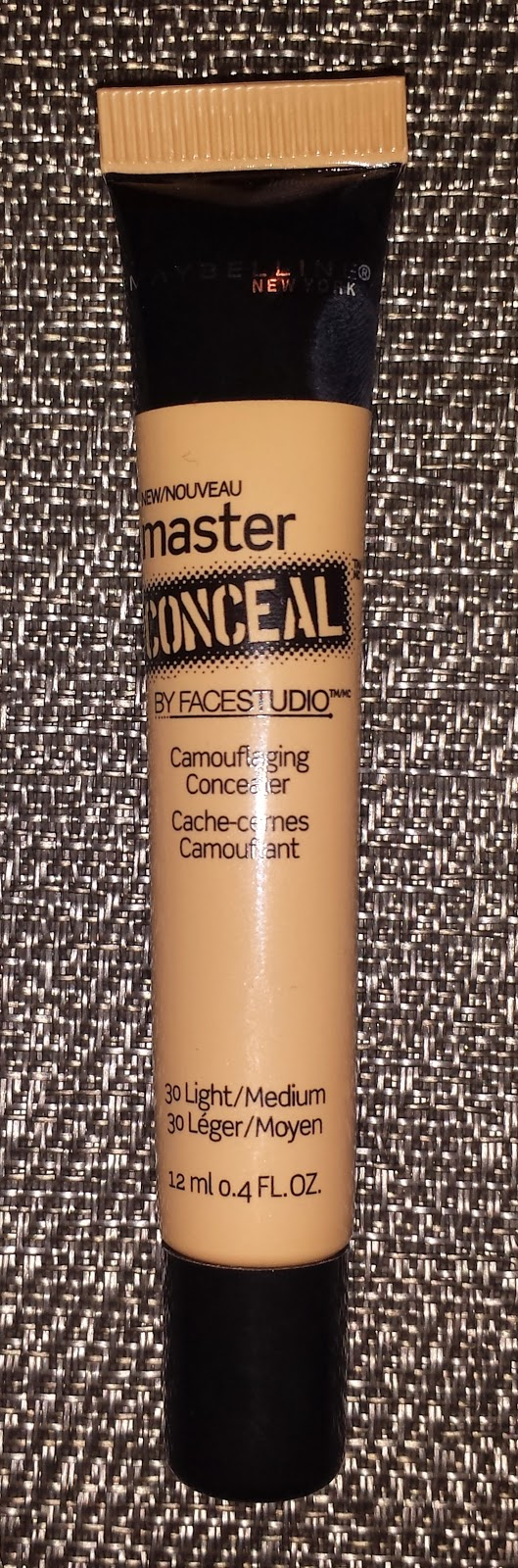 Maybelline Master Prime Blur and Smooth and Master Conceal By Face Studio