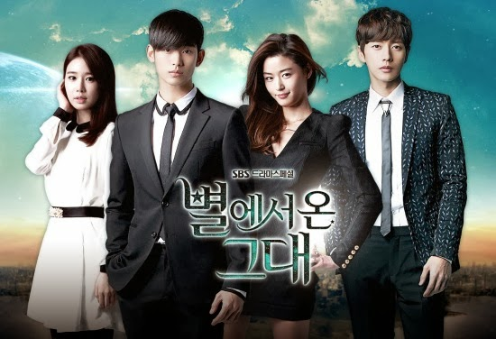 Kutipan Drama Korea You Who Came From the Stars