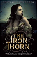 the iron thorn by caitlin kittredge book cover