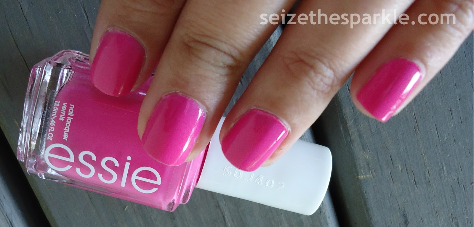 Essie Mod Square - Seize the Sparkle