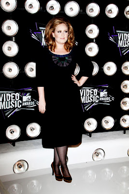 2012 Grammy Nominee Adele MTV Music Awards HD Wallpaper