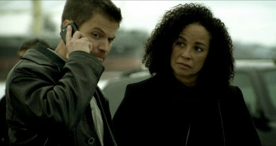 Casper Van Dien and Rae Dawn Chong in Shiver
