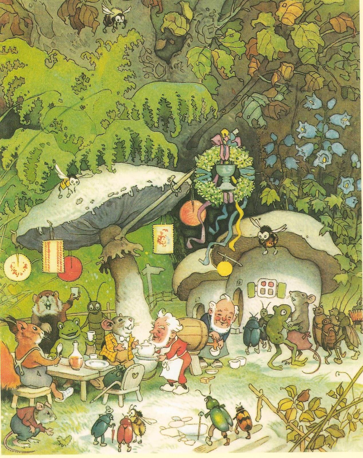 Tiny tavern by fritz baumgarten for Baum garten