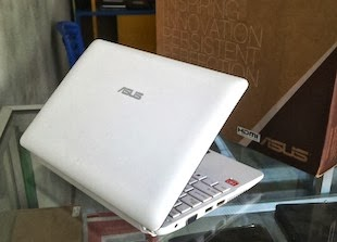 jual netbook 2nd asus 1015b