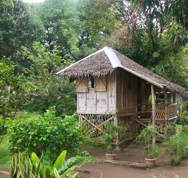 Bahay kubo bahay ofw for Minimalist house list