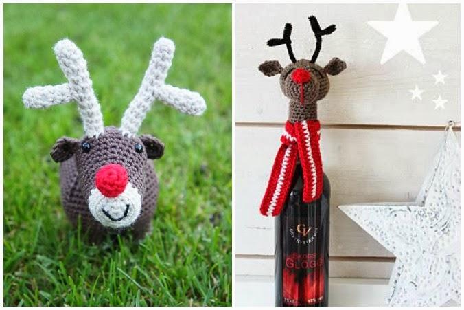 Amigurumis de Navidad A todo Confetti - Blog de BODAS y ...