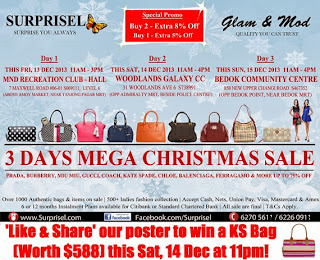 Click and Share and Win a Bag