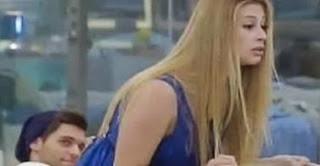 Bernardina tenta abocanhar o pirilau do Tiago (video)