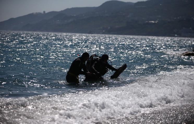 В Черном море найден турецкий корабль потопленный в 1790 г. .