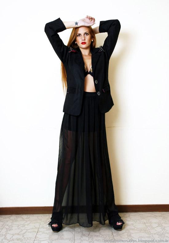 Sacos moda invierno 2013 Breakin Da Rules