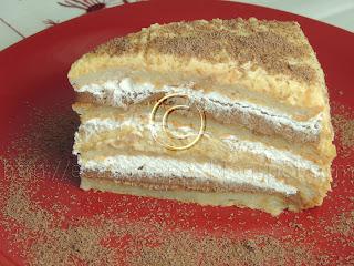 Lesnik torta sa slatkom pavlakom