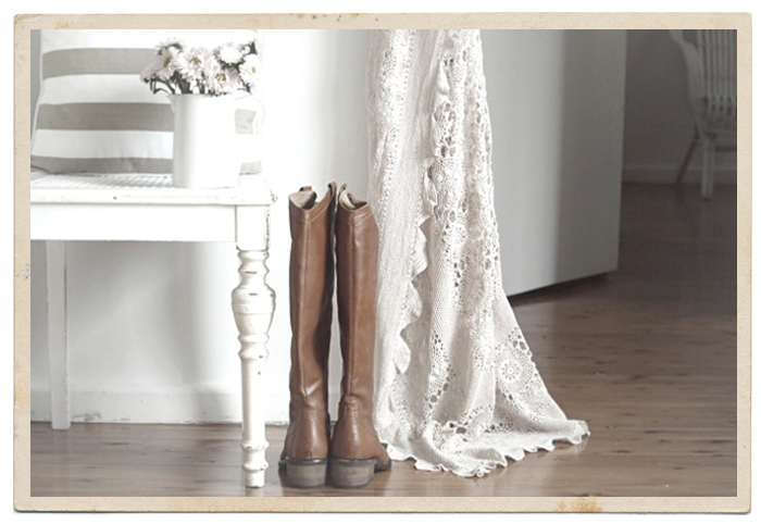 "Curtains Ideas beach cottage curtains : Cute Idea: Lace Curtain by ""A Beach Cottage"" ♥ Симпатична идея за ..."