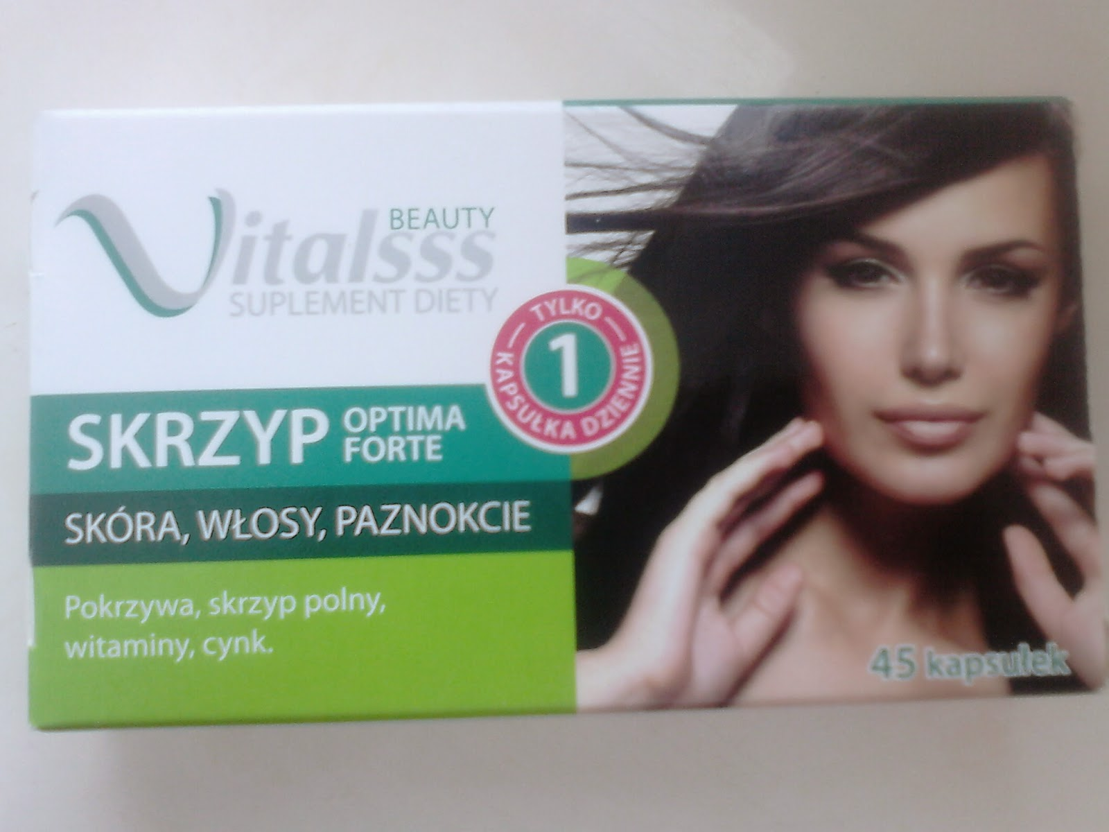 Vitalsss Beauty Suplement Diety