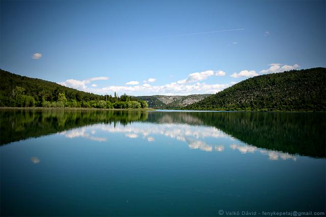 Krka folyó, Krka Nemzeti Park, Horvátország