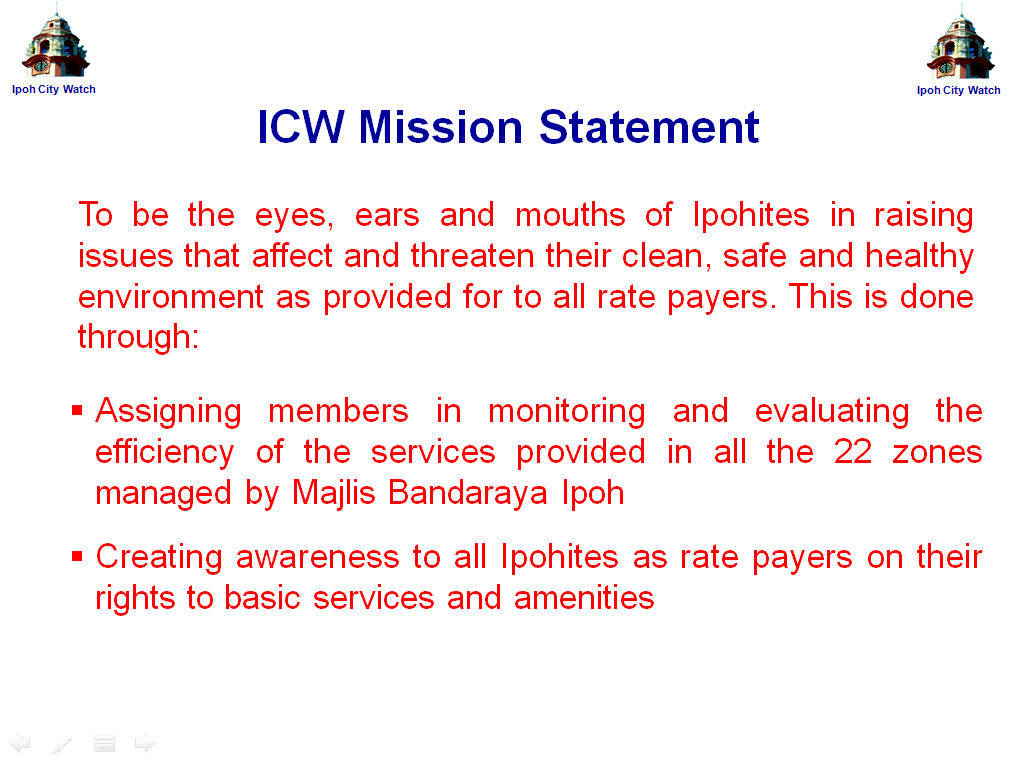 Mission Statement Part 1