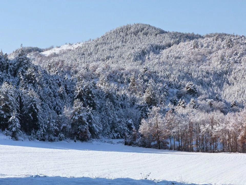 neige, cousson, hautes alpes, montagne, alpes de haute provence