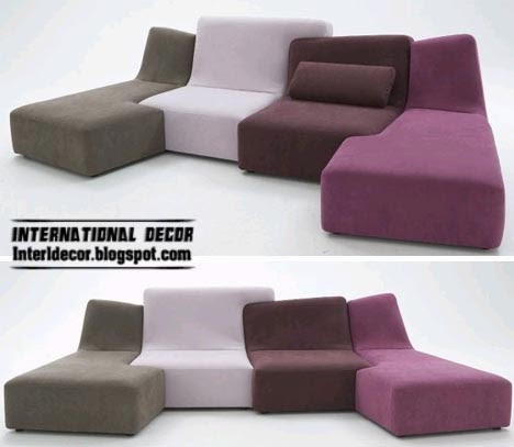 Creative Couch Designs 12 puzzle sofas and couches furniture sets creative designs - home