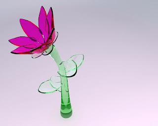 3D Glass Wallpapers 2013 - 3D Glass backgrounds 2013