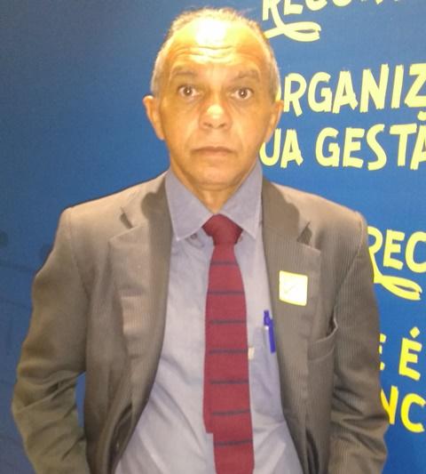 JORNALISTA COSTA NETO. CORRESPONDENTE DO BLOG DO EZEQUIAS MARTINS EM BRASÍLIA