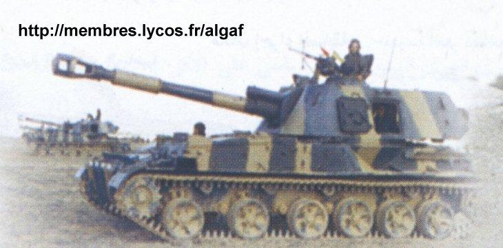 Fuerzas Armadas de Argelia 2s3_ak10