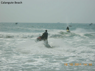 Calangute Beach in Goya