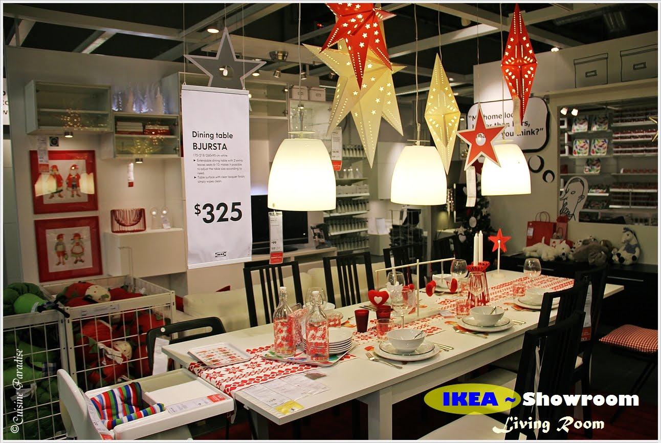 Cuisine Paradise Eat Shop And Travel IKEA Our Alltimes