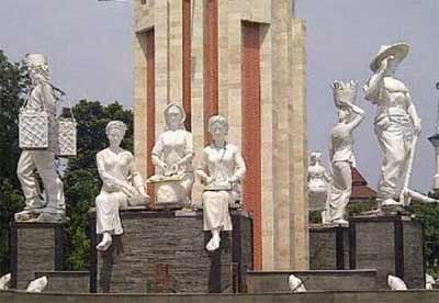sidoarjo city square